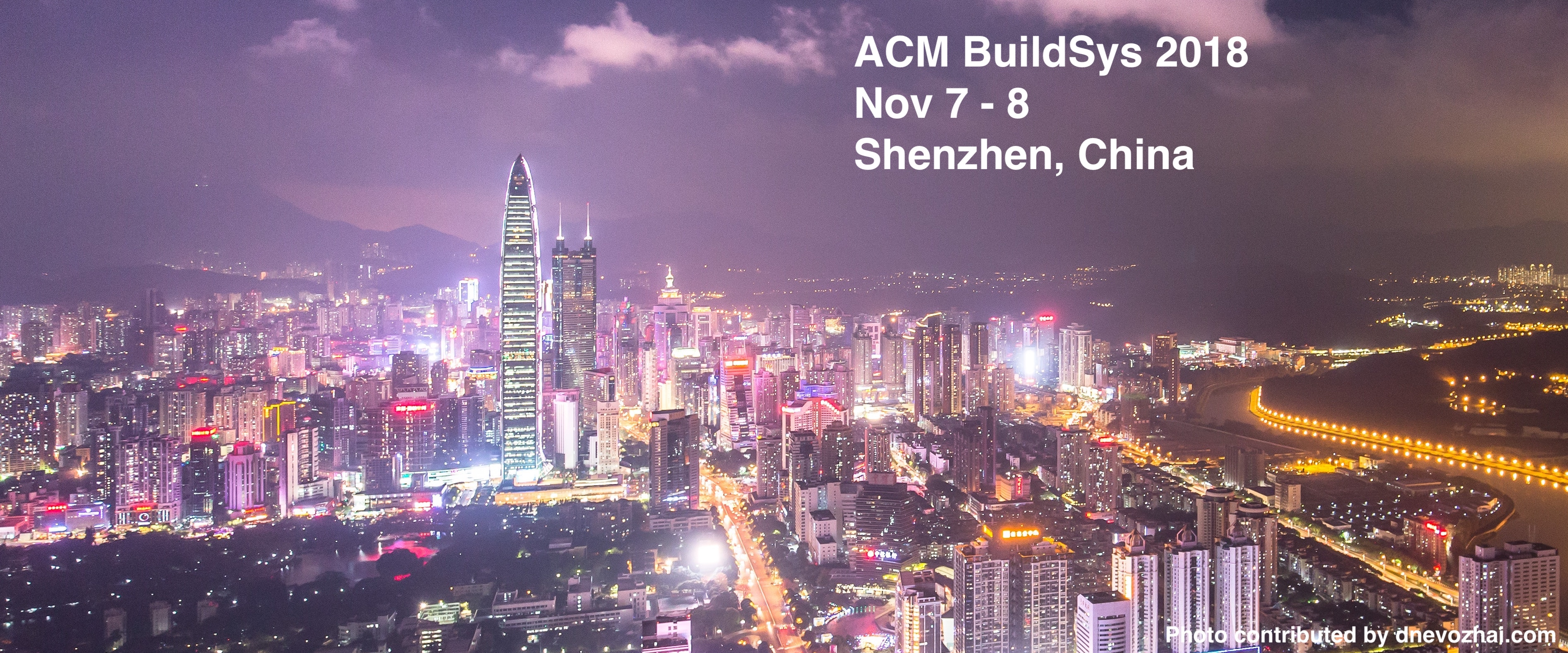 38bcbddde The 5th ACM International Conference on Systems for Energy-Efficient Built  Environments (BuildSys 2018) will host a highly selective, single-track  forum for ...